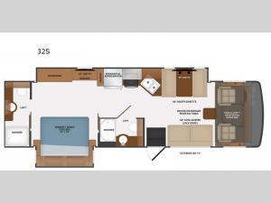 Flair 32S Floorplan Image