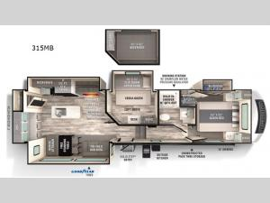Impression 315MB Floorplan Image