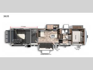 Voltage 3635 Floorplan Image