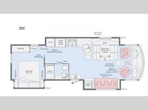 Adventurer 33C Floorplan Image