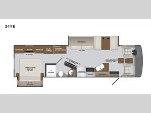 Invicta 34MB Floorplan Image