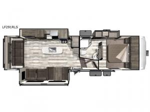 Open Range Light LF291RLS Floorplan Image