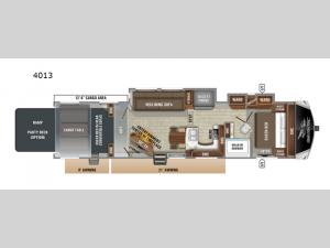 Seismic 4013 Floorplan Image