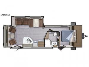 Open Range Light LT271RLS Floorplan Image