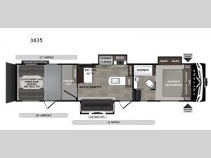 Voltage V3635 Floorplan Image