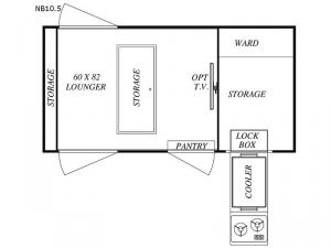 No Boundaries NB10.5 Floorplan Image