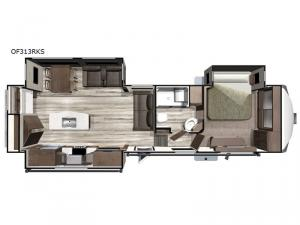 Open Range OF313RKS Floorplan Image