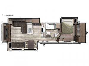 Open Range OT324RES Floorplan Image