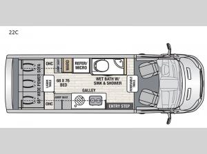 Beyond 22C AWD Floorplan Image