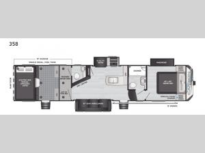 Carbon 358 Floorplan Image