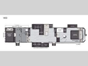 Carbon 403 Floorplan Image