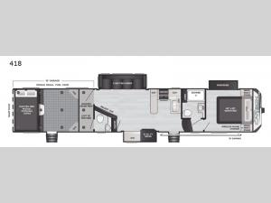 Carbon 418 Floorplan Image