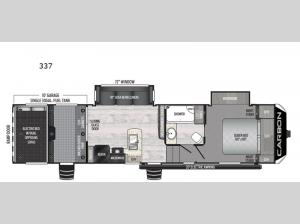 Carbon 337 Floorplan Image