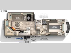 Impression 240RE Floorplan Image