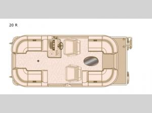 EX Series 20 R Floorplan Image