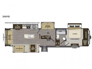 Avalanche 366MB Floorplan Image