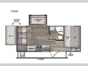 Intrepid 192DB Floorplan Image