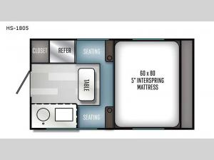 Real-Lite HS-1805 Floorplan Image