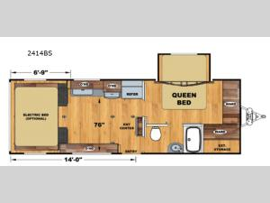 Attitude Limited 2414BS Floorplan Image
