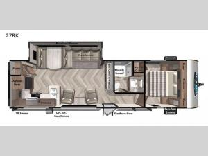 Salem 27RK Floorplan Image