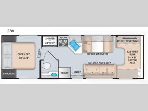 Four Winds 28A Floorplan Image