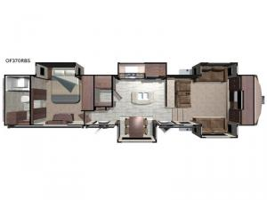 Open Range OF370RBS Floorplan Image