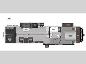 Carbon 349 Floorplan Image