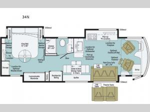 Journey 34N Floorplan Image
