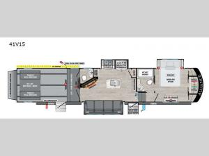 Valor 41V15 Floorplan Image