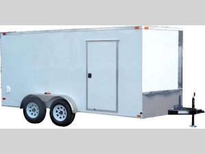 Tandem Axle Trailers 7x16 Floorplan Image
