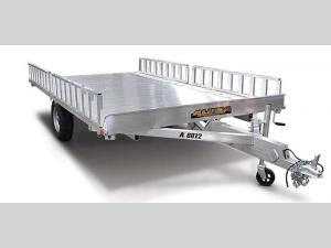 ATV UTV Trailers A8812 Floorplan Image