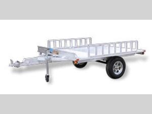 ATV UTV Trailers A888 Floorplan Image