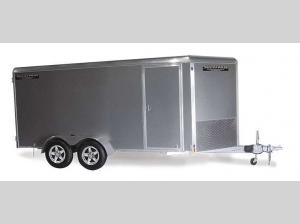Enclosed Trailers Tandem Axle AE618TA Floorplan Image