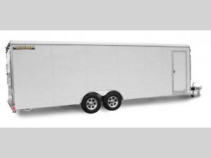 Enclosed Trailers Tandem Axle Car Hauler AER820TA Floorplan Image