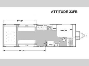 Attitude Metal 23FB Floorplan Image