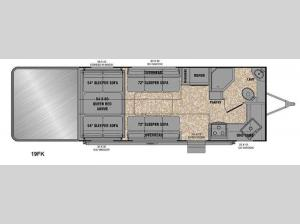 Reactor 19FK Floorplan Image