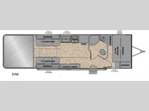 Reactor 21SA Floorplan Image