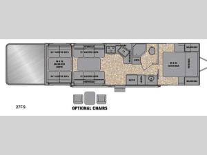 Reactor 27FS Floorplan Image