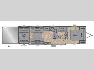 Reactor 29FS Floorplan Image