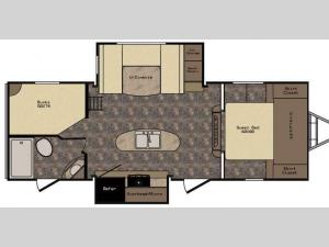 Maple Country MC240BI Floorplan Image