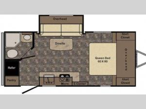 Maple Country MC198RB Floorplan Image