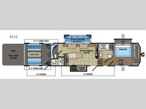 Seismic 4112 Floorplan Image