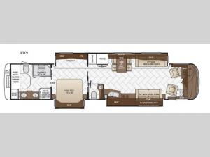 Mountain Aire 4519 Floorplan Image
