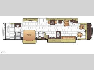 Mountain Aire 4565 Floorplan Image