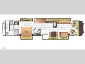 Mountain Aire 4598 Floorplan Image