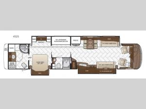 Mountain Aire 4525 Floorplan Image