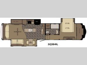 Sequoia SQ38HRL Floorplan Image
