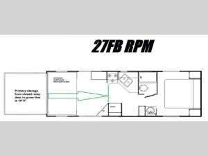 RPM 27FB Floorplan Image
