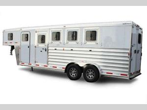 Horse Trailers 7400 Floorplan Image