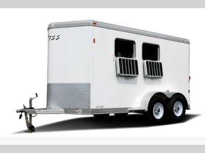 Horse Trailers 630 BP Floorplan Image